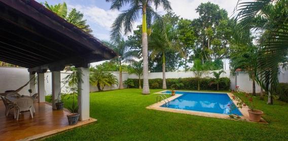 Casa En Residencial Campestre, Cancún, Q. Roo. (ps11.)