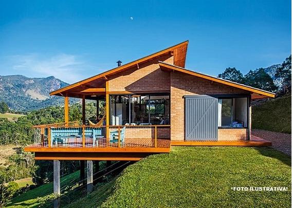 Casa Com 2 Quartos Para Comprar No Zona Rural Em Poços De Caldas/mg - 3197