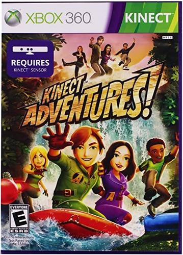 Imagem 1 de 3 de Kinect Adventures - Game Xbox - Envio Rápido!