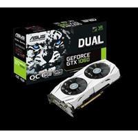 T. De Video Dual Asus Pcie 3.0 Nvidia Geforce Gtx1060 Vc-708