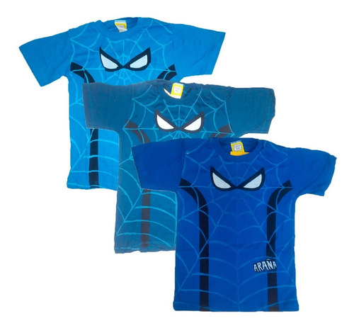 Pijamas Spiderman De Mono Cisco Kids