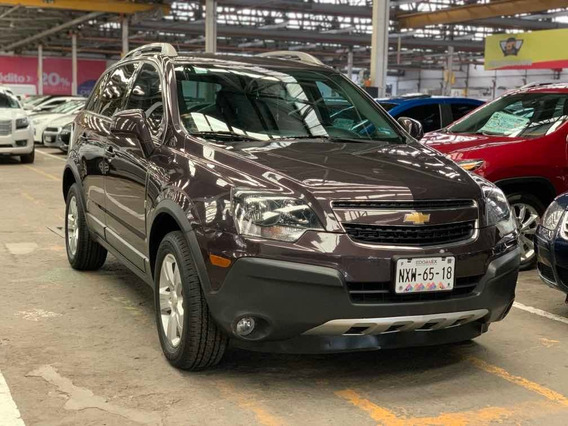 Chevrolet Captiva Lt Aut Ac 4 Cil 2015