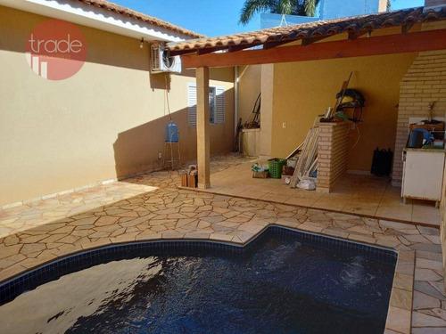 Imagem 1 de 24 de Casa Com 3 Dormitórios À Venda, 305 M² Por R$ 698.000,00 - Alto Da Boa Vista - Ribeirão Preto/sp - Ca4233