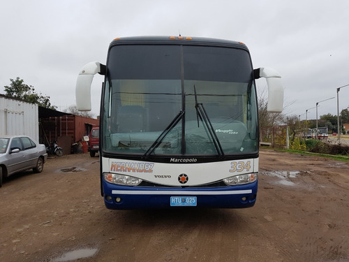 Omnibus Marcopolo Viaggio Volvo B7