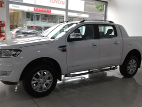 Ford Ranger 3.2 Cd Limited Tdci 200cv At Linea 2019 Ultima!!