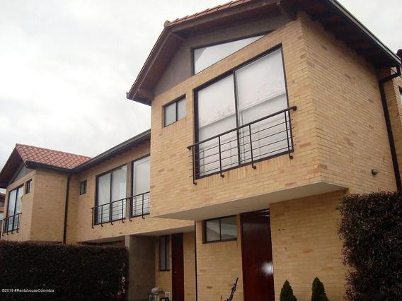 Arriendo Hermosa Casa Chia Mls 20-80