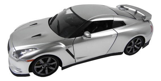 Miniatura Nissan Skyline Gtr Velozes Furiosos 6 1/18 Jada