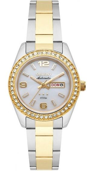 Relógio Feminino Orient Automático 559tt008 B2sk= 85