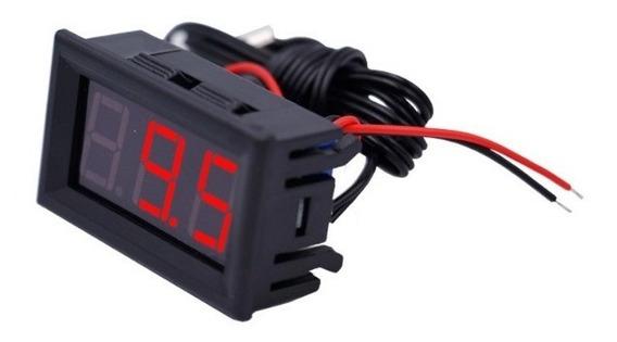Medidor Temperatura Termômetro Automotivo Carro Industrial