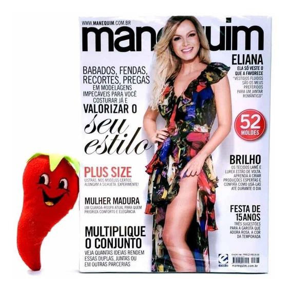 Revista Manequim Seu Estilo N° 708 (loja Do Zé)