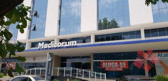 Sala Comercial Para Alugar No Setor Jardim América Em Goiânia/go - Sa0045