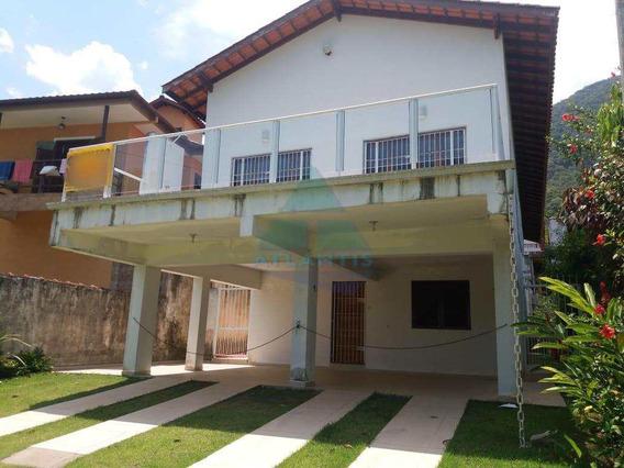 Casa Com 4 Dorms, Jardim Marisol, Ubatuba - R$ 550 Mil, Cod: 1054 - V1054