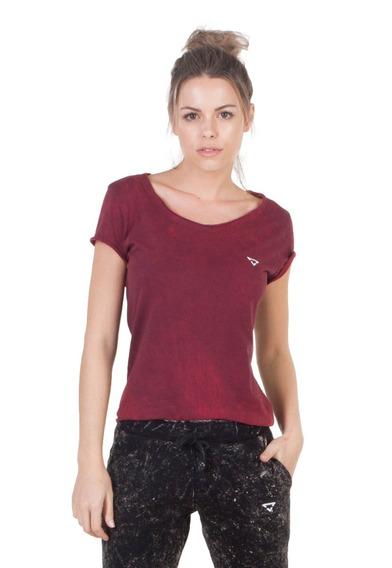 Camiseta Slim Brohood Vermelho
