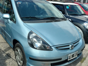 Honda Fit 2006 Lx , Muy Bueno! $65.000 Y Cuotas!!! Permuto!
