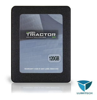 Disco Ssd 120 Gb Mushkin Triactor 3d - Ssd Gamer