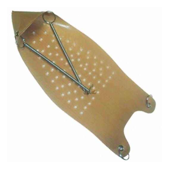 Sapata Anti-brilho Para Ferro De Passar Domestico