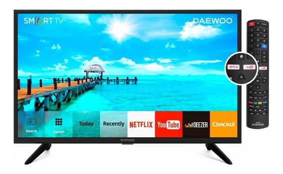 Televisor Daewoo 43 Smart Full Hd L43v780bts