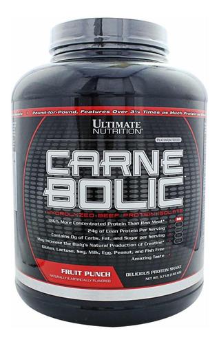 Carnebolic (proteína Hidrolizada De Carne) 3,7 Lbs ( 1,68kg)