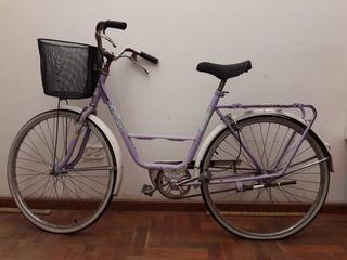 Bicicleta Musetta Rodado 26