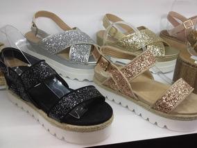 Sandalias Zapatos Bajas Cerradas En Mujer Semi Vm6ybfygi7 Mercado 7gfyYb6