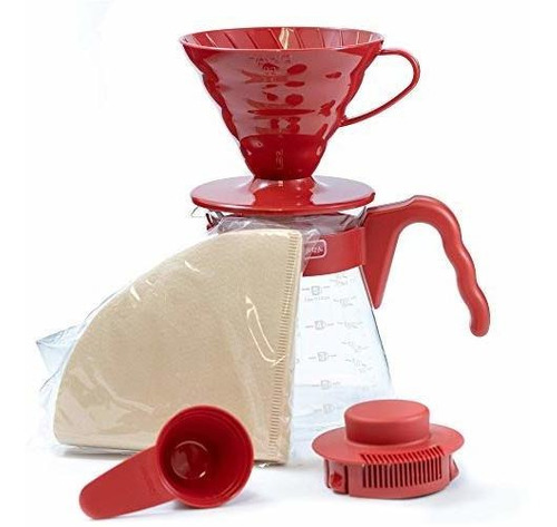 Hario Kit De Inicio Para Verter Sobre Café
