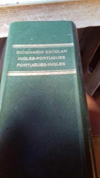 Dicionário Inglês Português Capa Dura Oswaldo Serpa