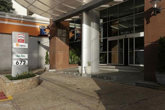 No Pool, Próximo A Rua Da Consolação, Av. Paulista, Faculdade Mackenzie E Shopping Frei Caneca - Sf28945