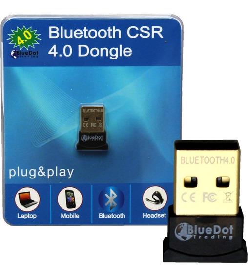 Adaptador Bluetooth 4.0 + Edr Abt40