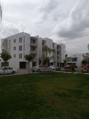 Departamento Amueblado En Renta, Colonia Santa Barbara, San Luis Potosí