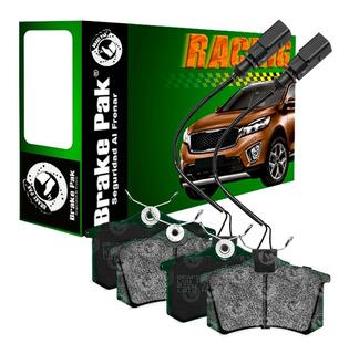 Pastillas De Freno Brakepak Seat Ibiza 1.6 Traseras