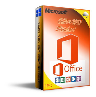 Recibe Tu Office Standard 2013 1 Pc Permanente