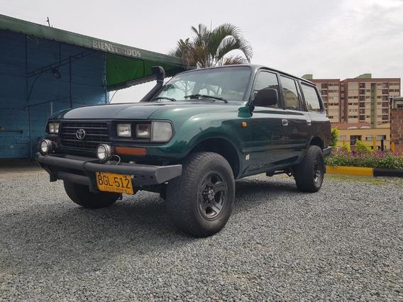 Toyota Burbuja 5p 4x4 1995 Verde Muy Buen Estado. Vempermuto