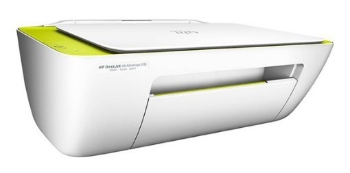 Multifuncional Hp 2136 Color Ink Advantage 20ppm Até 4800dpi