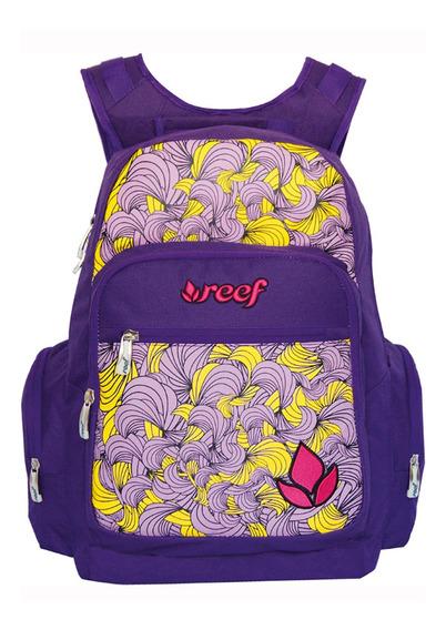 Reef Mochila 17 Print Cooler Poket Mujer Rf38590