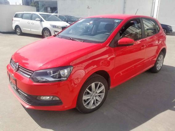 Volkswagen Polo 2018 Tm Financiado O Contado