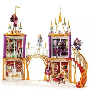 Ever After High, Castillo 2 En 1 Para Muñecas,envió Gratis