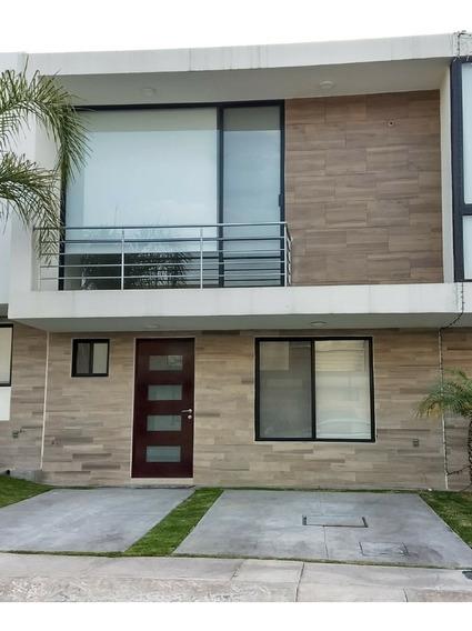 Renta Casa El Refugio 3 Rec 3 Baños A/c Alberca Gym Privada