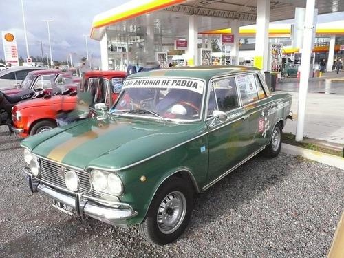 Excelente Fiat 1500 1969 Con Carnet Gpa