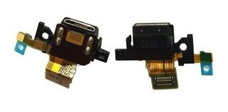 Conector Carga Micro Usb Xperia X F5122 F5121 Porta Plug