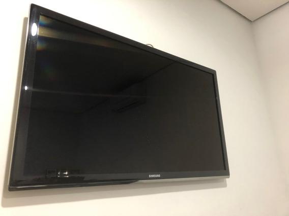 Tv Samsung 48 Ledsmartv Com Problema ( Queimado )