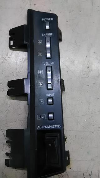 Painel De Controles (botoes) Tv Sony Kdl-52w5100