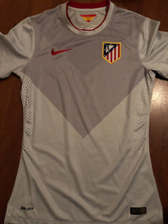 Jersey Atletico Madrid Vis Nike Ch Code 7 Lasser Holes Match