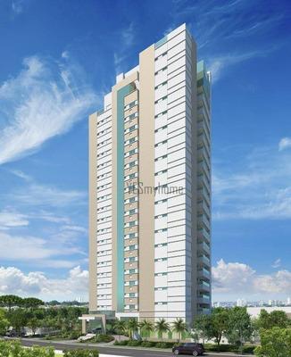 Oportunidade Plaenge Pronto Para Morar Apartamento 182,04 M2 Face Norte 4 Suítes 4 Vagas Á Venda No Ecoville - Ap2702