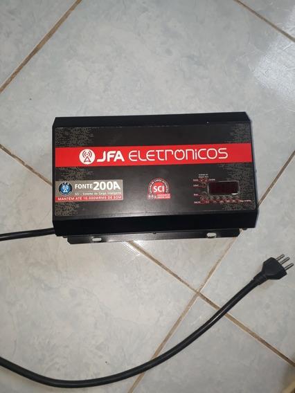 Fonte Automotiva Jfa 200 Ah