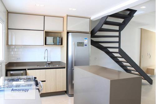 Excelente Casa - Mobiliada E Equipada Em Condomínio Fechado - Vl0008