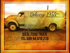 Furgón Delivery 1955