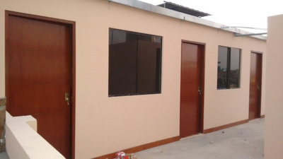 Alquiler Habitaciones En Estreno Cerca Hospital M.auxiliador