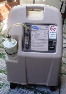 Concentrador De Oxigeno 10 Litros Casi Nuevo