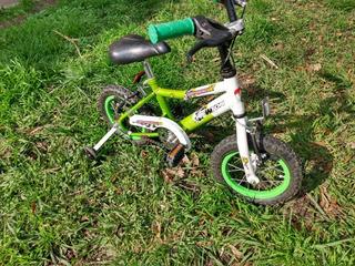 Bicicleta Niños Rodado 12 Newton Oportunidad