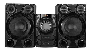 Minicomponente Jvc Bluetooth Mx-e326b 8400w Cd Usb Mp3 Radio